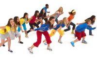Çocuklar için Dans Kursları